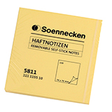 Soennecken Haftnotiz
