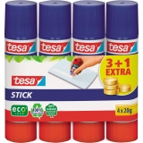 tesa® Klebestift Stick ecoLogo® 3 + 1