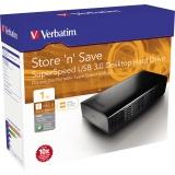 Verbatim Festplatte extern Store 'n' Save