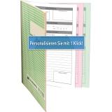 Durchschreibebuch  DIN A5