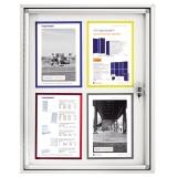magnetoplan® Schaukasten CC  6 x DIN A4