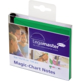 Legamaster Moderationsfolie Magic-Chart Notes  10 x 10 cm (B x H) 100 St./Pack.