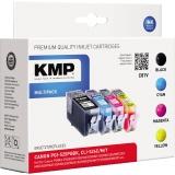 KMP Tintenpatrone für Canon