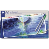 STAEDTLER® Farbstift karat® aquarell 125  60 St./Pack.