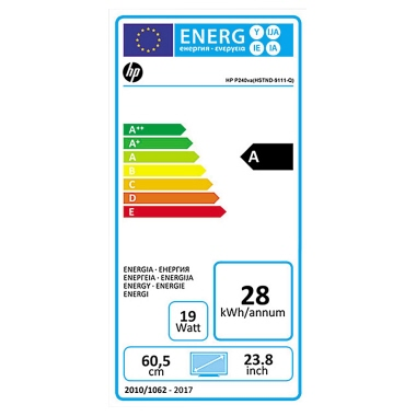Energieeffizienzklasse: A