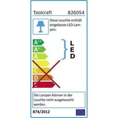 Energieeffizienzklasse: A++
