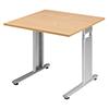 Geramöbel Schreibtisch C Fuß Flex A006886Z
