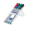 STAEDTLER® Folienstift Lumocolor® non-permanent 315  4 St./Pack. A007451Z