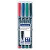 STAEDTLER® Folienstift Lumocolor® permanent 317  4 St./Pack. A007455M