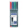 STAEDTLER® Folienstift Lumocolor® permanent 313  4 St./Pack. A007455N