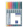 STAEDTLER® Folienstift Lumocolor® non-permanent 316  8 St./Pack. A007457N