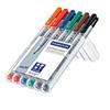 STAEDTLER® Folienstift Lumocolor® non-permanent 315  6 St./Pack. A007467N