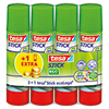 tesa® Klebestift Stick ecoLogo® 3+1