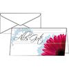 Sigel Faltkarte Glückwunsch  210 x 105 mm (B x H)