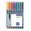 STAEDTLER® Folienstift Lumocolor® permanent 313  8 St./Pack. A007851V
