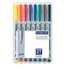 STAEDTLER® Folienstift Lumocolor® non-permanent 315  8 St./Pack. A007887M