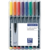 STAEDTLER® Folienstift Lumocolor® permanent 318  8 St./Pack. A007993I