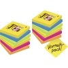 Post-it® Haftnotiz Super Sticky Notes Promotion Rio de Janeiro Collection A009196R