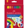 Faber-Castell Fasermaler CONNECTOR JUMBO  6 St./Pack. A009347L