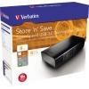 Verbatim Festplatte extern Store 'n' Save A009359W