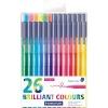 STAEDTLER® Fasermaler triplus® color 323  26 St./Pack. A009827T