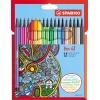 STABILO® Fasermaler Pen 68  18 St./Pack. A009831X
