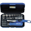 HEYTEC Steckschlüsselgarnitur 22 Teile A009844G