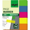 Sigel Haftmarker Film  5 Block/Pack. A009930V