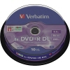 Verbatim DVD+R DL Double Layer  nicht bedruckbar A010089R