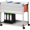 DURABLE Hängemappenwagen SYSTEM FILE TROLLEY 90 A010644U