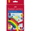 Faber-Castell Fasermaler CONNECTOR JUMBO  12 St./Pack. A011073C