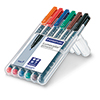 STAEDTLER® foliestift Lumocolor® permanent S002752P