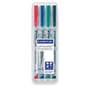 STAEDTLER® foliestift Lumocolor® niet permanent S002905N