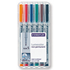 STAEDTLER® foliestift Lumocolor® niet permanent S002905S