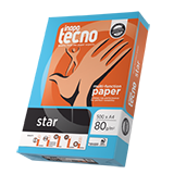 Inapa Tecno Multifunktionspapier star DIN A4