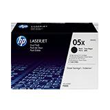 HP Toner 05X  2 St./Pack.