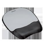 Fellowes® Mauspad Memory Foam mit Handgelenkauflage