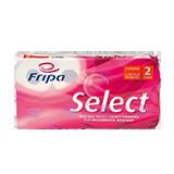 fripa Toilettenpapier Select 2-lagig