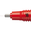 rotring Zeichenkegel rapidograph®  0,18 mm A006015O