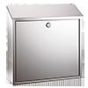 ALCO Briefkasten  silber A006053Z
