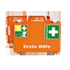 SÖHNGEN® Erste Hilfe Koffer QUICK-CD  inkl. Wandhalterung mit 90°-Stopp-Arretierung A006122S