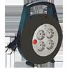 brennenstuhl® Kabeltrommel Vario Line A006133I