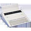 TWEN Typenrad-Schreibmaschine 180