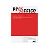 Pro/office Universaletikett  ohne umlaufenden Rand