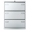 Bisley Hängeregistraturschrank LIGHT  3 Hängeregistraturen 2-bahnig A006870Z