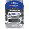 Verbatim USB Stick Store 'n' Go V3  32 Gbyte A007049U