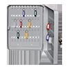 ALCO Schlüsselschrank  16 x 20 x 7,5 cm (B x H x T) A016838T