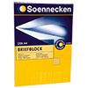 Soennecken Briefblock  DIN A4 B032740N