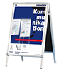 Franken Kundenstopper Standard BSA1