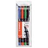 STABILO® Folienstift OHPen universal  0,4 mm 4 St./Pack. S001917I